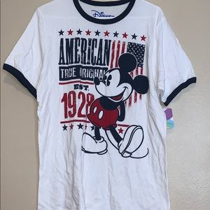 Disney Mickey Mouse all American T-shirt